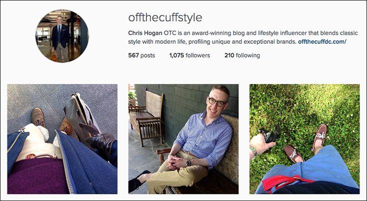 9 Top Male Fashion Bloggers — The Shelf