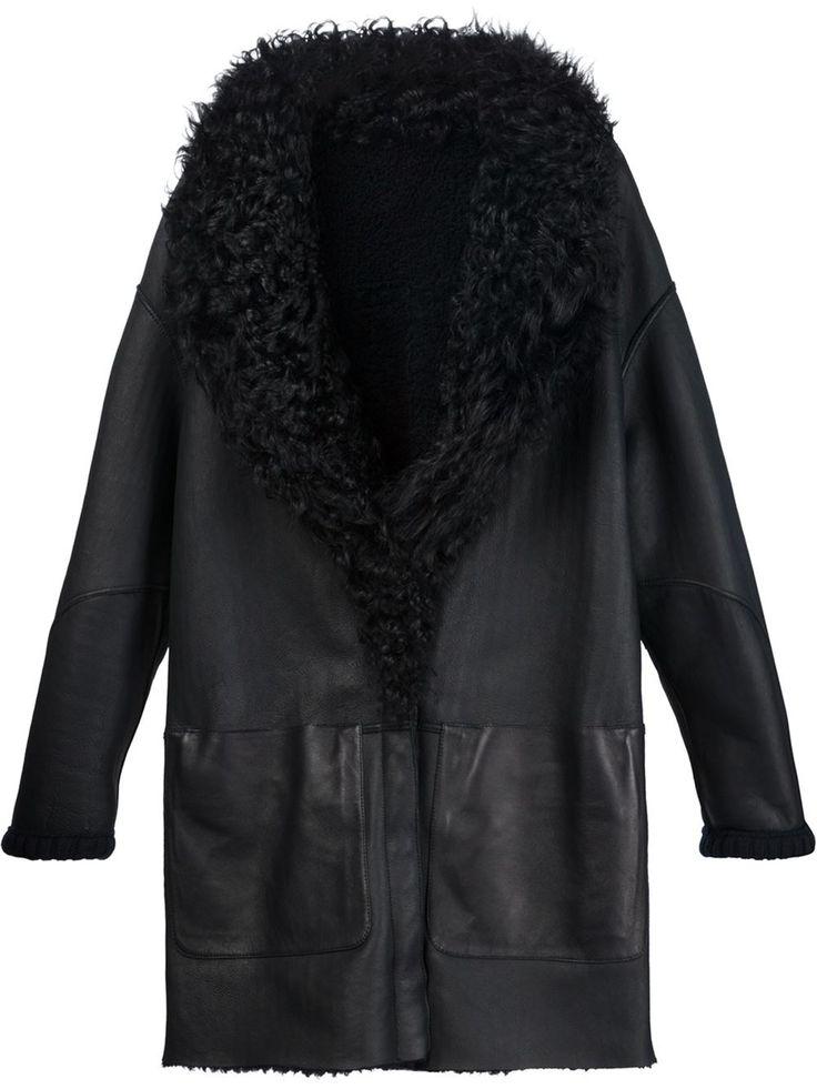 Les 25 meilleures id es de la cat gorie manteau en peau de mouton sur pinterest veste peau de - Maison thuret peau de mouton ...