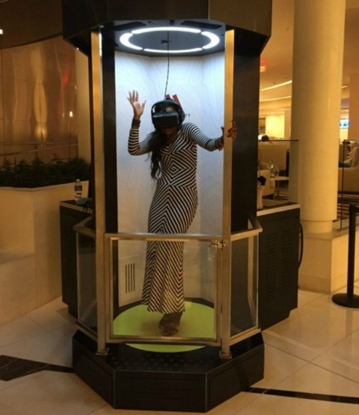The future of travel is sitting in your living room with a virtual reality headset - The Washington Post