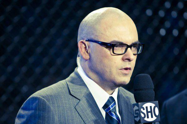 WWE Hires Mauro Ranallo As Lead SmackDown Announcer