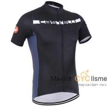 maillot Cyclisme pas cher Light Edition cyclisme manche courte noir