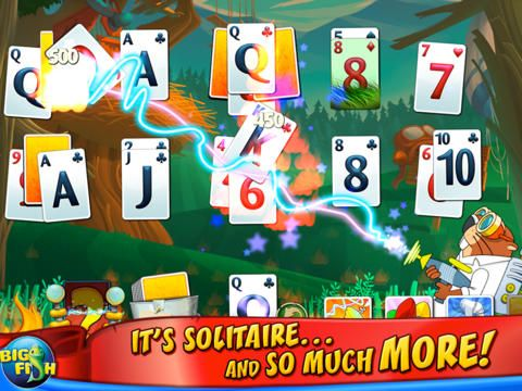 Fairway Solitaire Blast - A FREE new #app, far more then just another #solitaire card #game