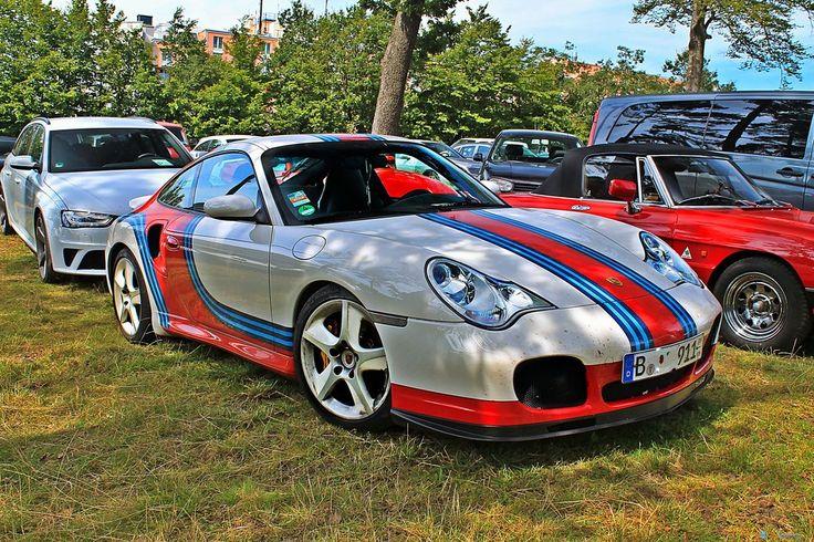 Auto Porsche 996 Turbo Foto