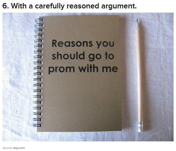 134 best school hacks ect images on pinterest dance proposal 24 creative ways to ask someone to prom ccuart Images