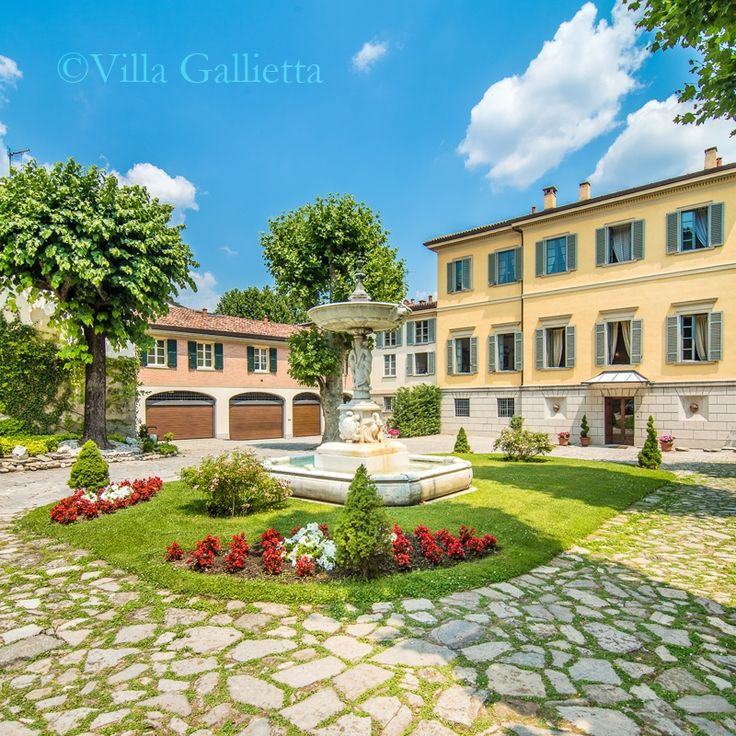 Villa Gallietta   Como #lakecomoville