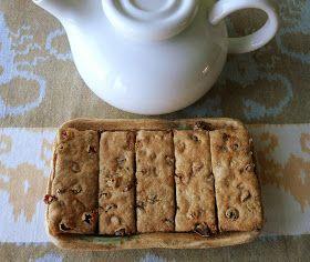 Garibaldi Biscuits ... hopefully much like Sultana Biscuits