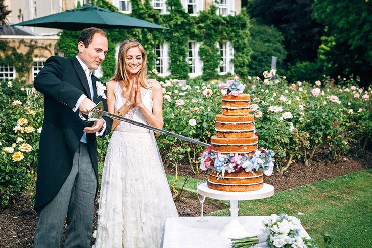 best beautiful garden outdoor real wedding pictures 2016 - Brides Magazine UK…