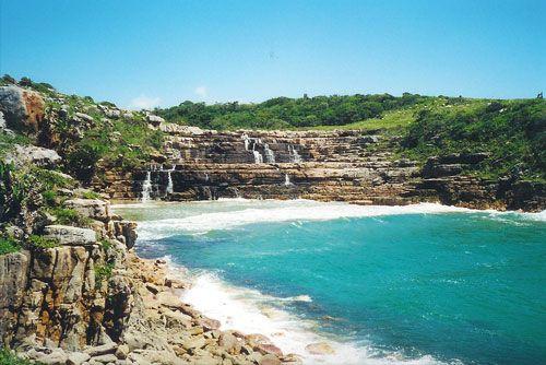 wild coast, south africa