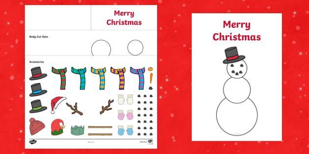 Design Your Own Snowman Christmas Cards - Christmas, xmas, Happy