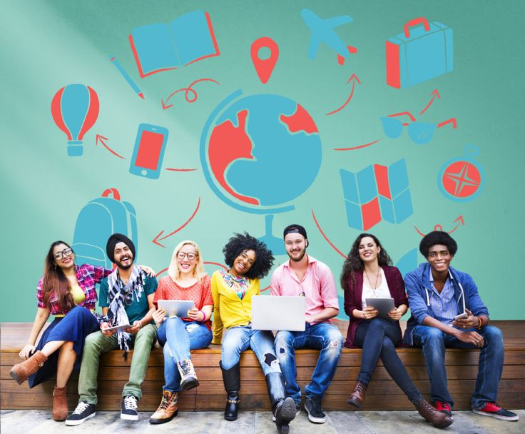 La difficulté pour les étudiants étrangers à se lier d'amitié avec les étudiants canadiens