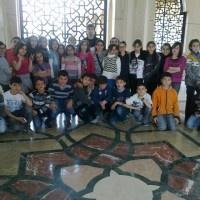 İsmet Şen Orta Okulu Fen Bilimleri Öğretmenleri Murat Tükel ve Abit Yüksel İçinde bulunduğumuz haftanın önemine binayen 5. Sınıf öğrencilerine yönelik Konya gezisi düzenlemişlerdir.    Yapılan gezide, Seydişehir Haber Güncel Haberin Merkezi
