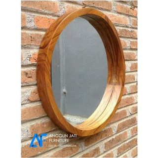 Bingkai cermin Minimalis | Harga Pigura Cermin Minimalis Bundar