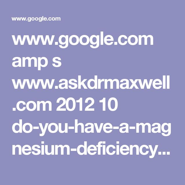 79 melhores imagens de magnesium probiotics and anxiety no google amp s askdrmaxwell 2012 10 do fandeluxe Images