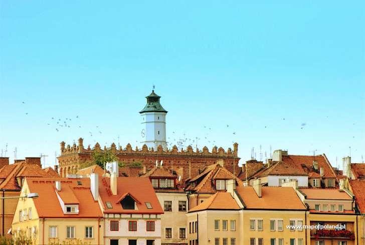 Sandomierski Ratusz - Sandomierz