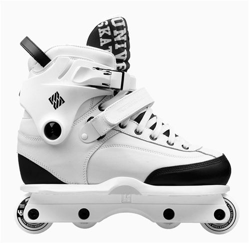 USD Carbon Free Complete Skate WHITE...seeing this makes me want to get back in the game