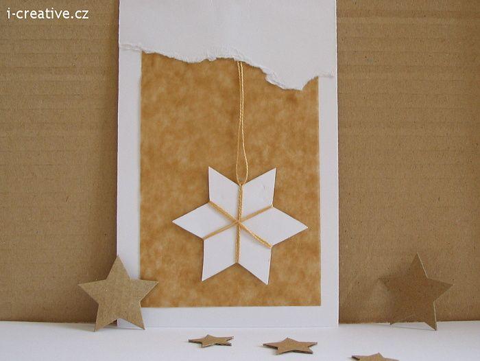 vánoční přání z papíru - Hledat Googlem