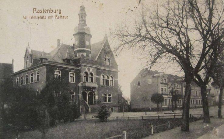 Rastenburg Ostpr.