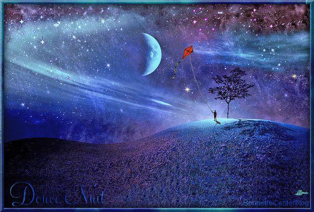 nuit rêveuse