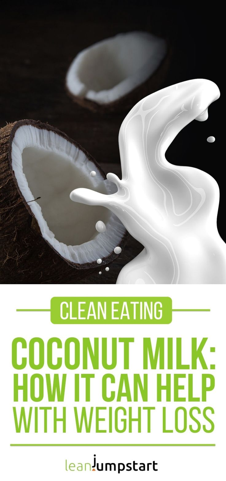 Coconut Milk Nutrition: How to eat clean and boost your metabolism