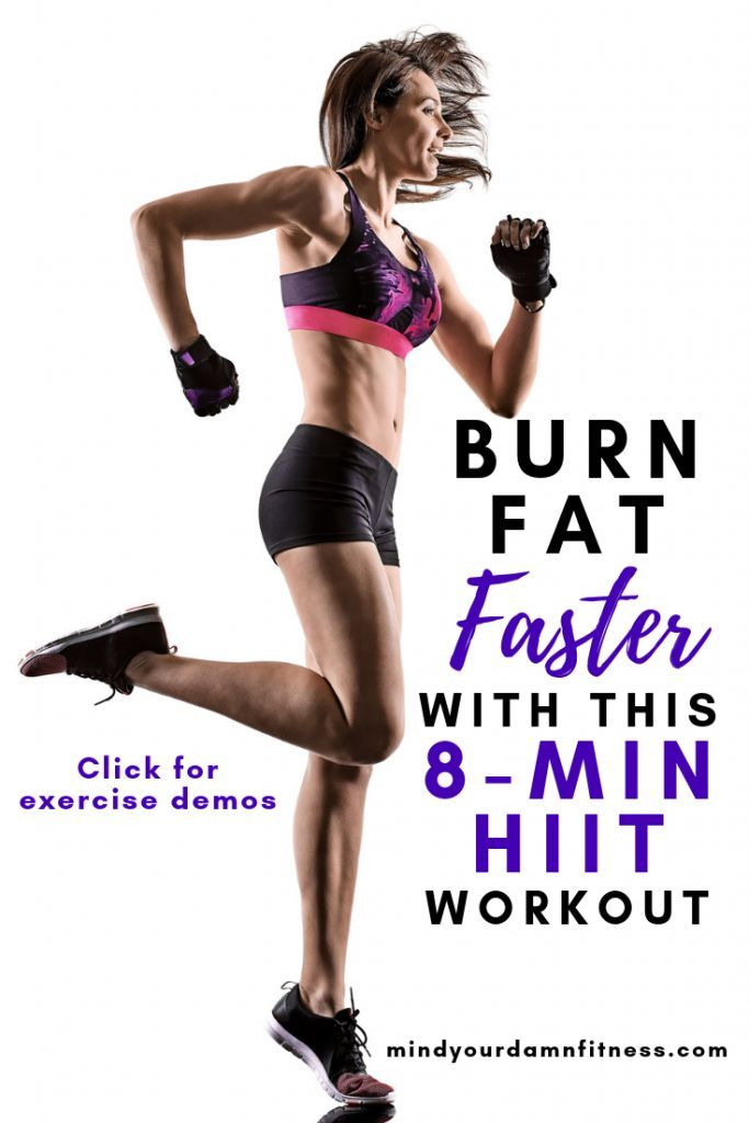 The At Home HIIT Workout You Should Be Doing | Lose Weight