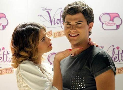 Martina en Diego♥