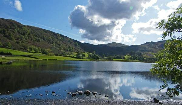Watendlath Tarn, Lake District