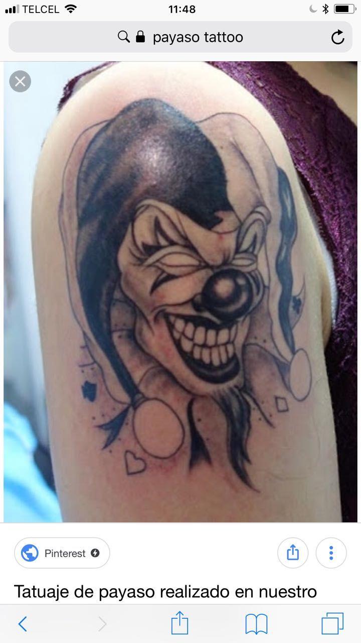 Pin De Roman Em Dzhoker Tatuagem De Palhaco Tatuagens Impressionantes Tatuagens Legais