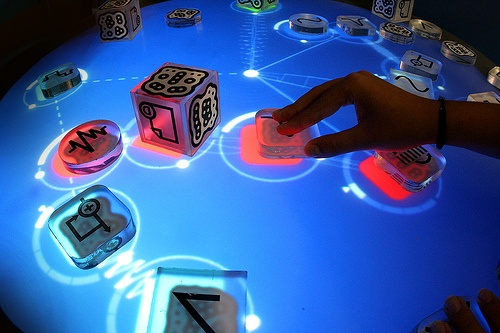 Reactable by murilocardoso, via Flickr