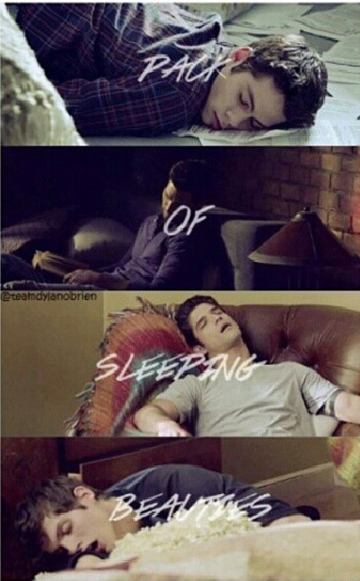 Have I mentioned how much I love Stiles?