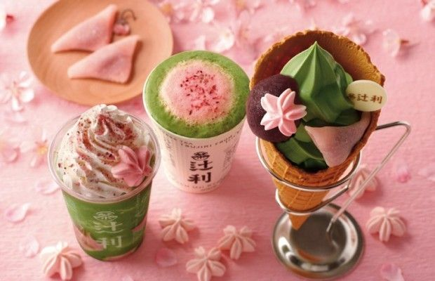 As winter rolls into spring, pink-colored sweets become a common sight in Japan. From February to March, cakes...