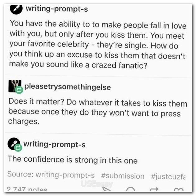 Or forget your crush and kiss everyone and overthrow the government with your small army of love struck zombies willing to do anything for you *** Providing original custom written papers in as little as 3 hours. Click here: | paperhelpofessay.blogspot.com