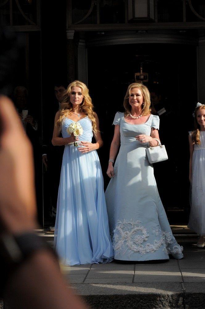 Paris Hilton and Kathy Hilton Photos Photos - Nicky Hilton Leaves Claridge's at Kensington Palace - Zimbio