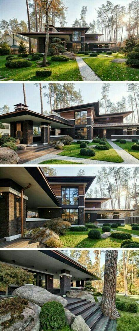 Klassisches Wohndesign – Diese Häuser sind mit coolem Design, wunderschöner, luxuriöser