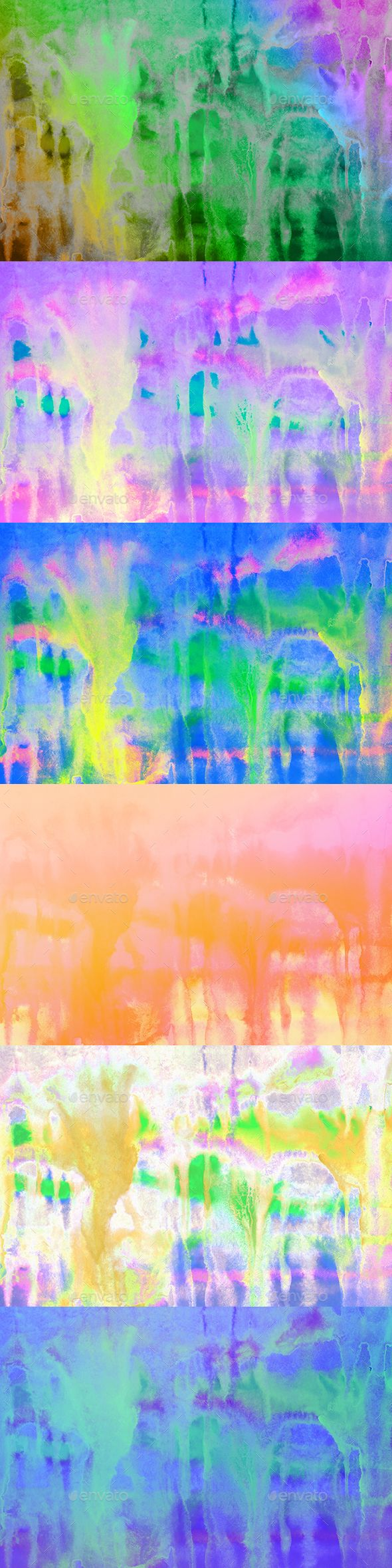 6 Abstract Backgrounds by Summerwind 6 jpg backgrounds, 3000脳2000 px, 72 dpi, RGB
