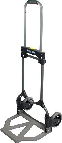 Magna Cart Ideal 150 lb Capacity Steel Folding Hand Truck *** Click image to review more details.