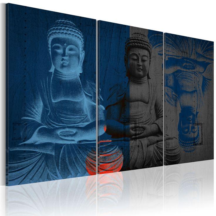 Votre intérieur est à 2 doigts de vous remercier  ---------------------------------------------------------------------  Tableau Triptyque - Bouddha - sculpture à 69,90€  sur https://www.recollection.fr/tableaux-zen/9785-tableau-bouddha-sculpture.html  #Zen #mobilier #deco #Artgeist #recollection #decointerior #interiordesign #design #home  ---------------------------------------------------------------------  Mobilier design et décoration intérieure  www.recollection.fr