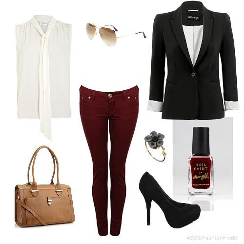 Smart/casual | Womenu0026#39;s Outfit | ASOS Fashion Finder | My Style | Pinterest | Vintage inspired ...