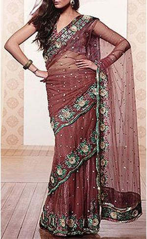 How To Drape A Saree In Different Ways.
