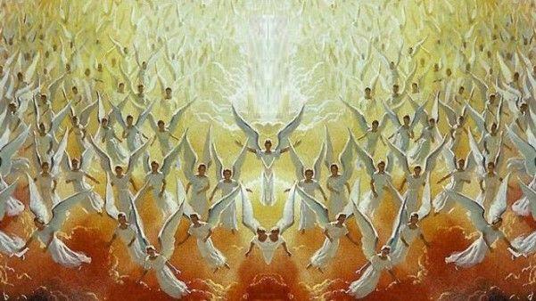 L'Invocazione ai nove cori degli Angeli per affrontare le prove più difficili della vita!
