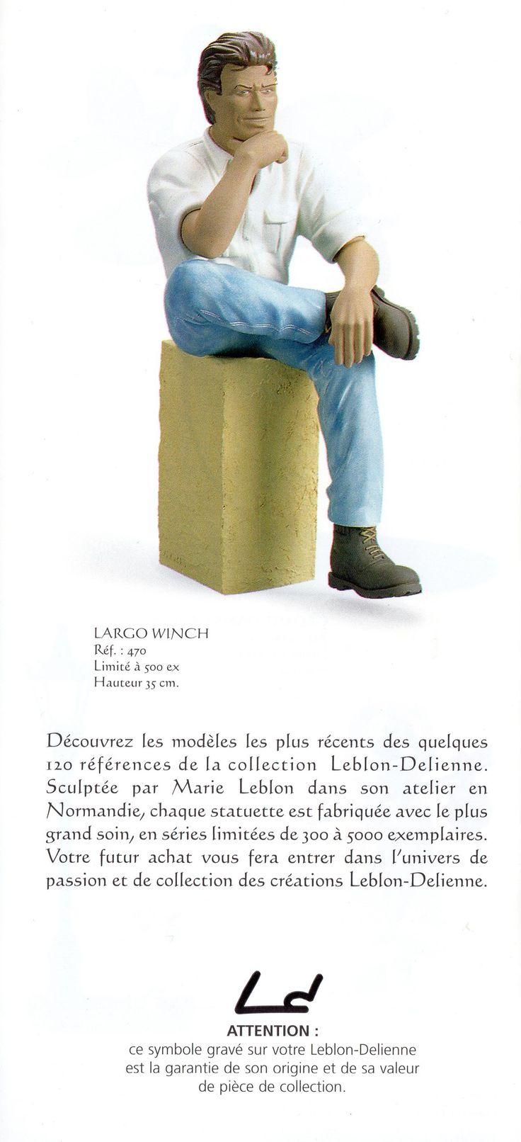 LEBLON-DELIENNE - Leaflet January 1998