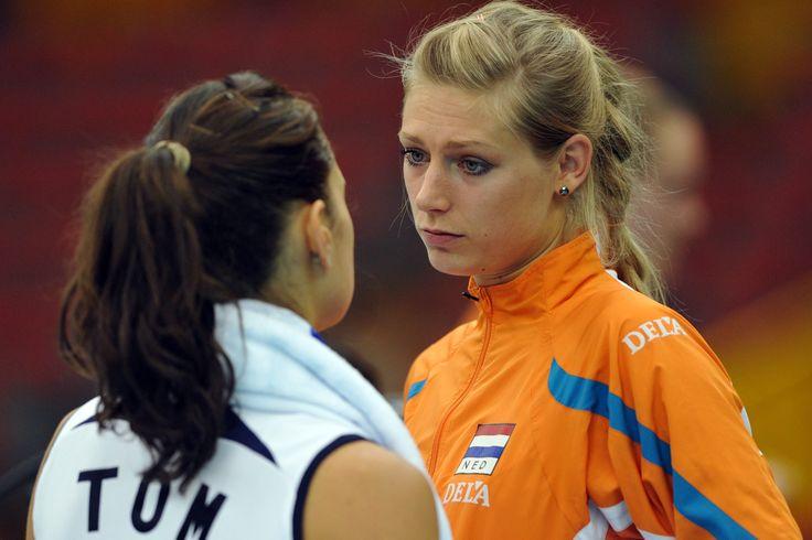 Manon Flier, l'opposto dell'Olanda.