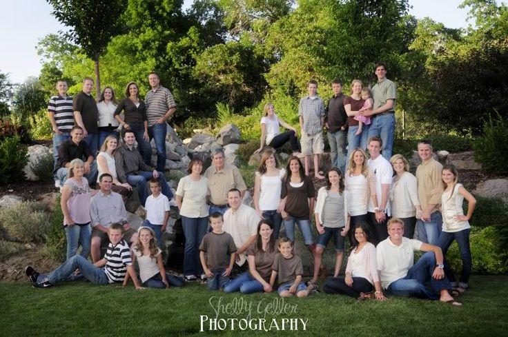 take new family photos