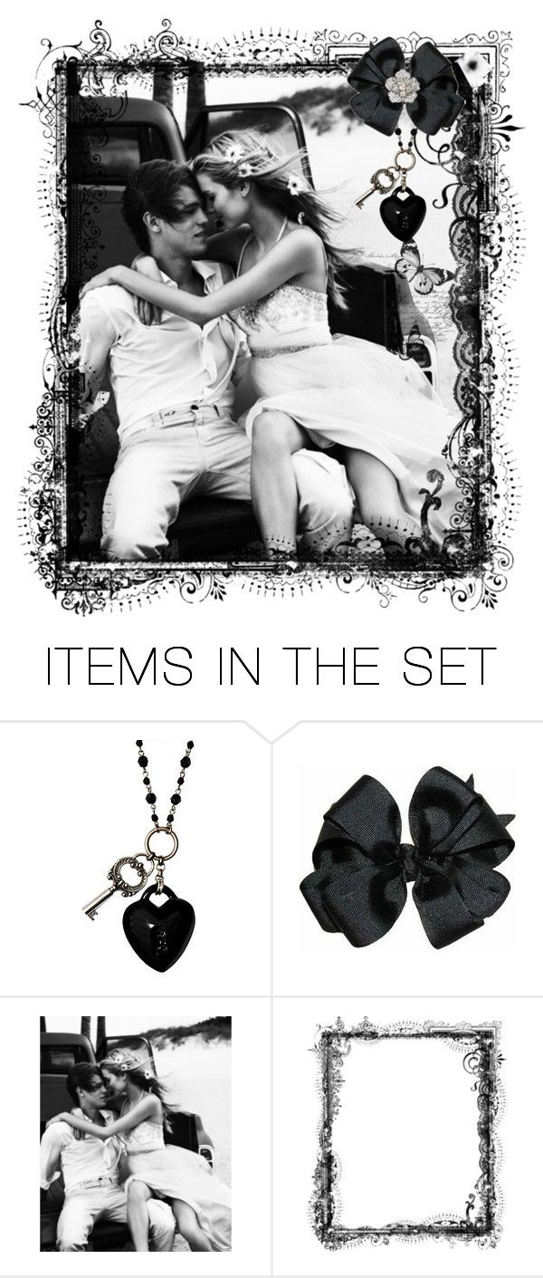 """~ Babe...You Still Give Me Butterflies ~"" by romantiquechic ❤ liked on Polyvore featuring art"