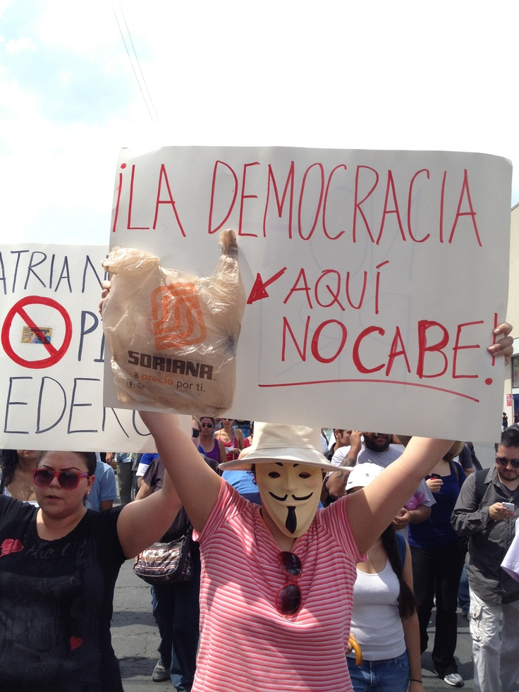 Monterrey 7 Julio 2012