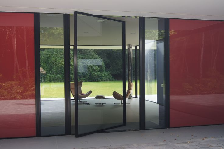 Partner: Vitrocsa by Brava Windows UK / Designer: Des Harvey / Photograph: Maheen Chaudhry