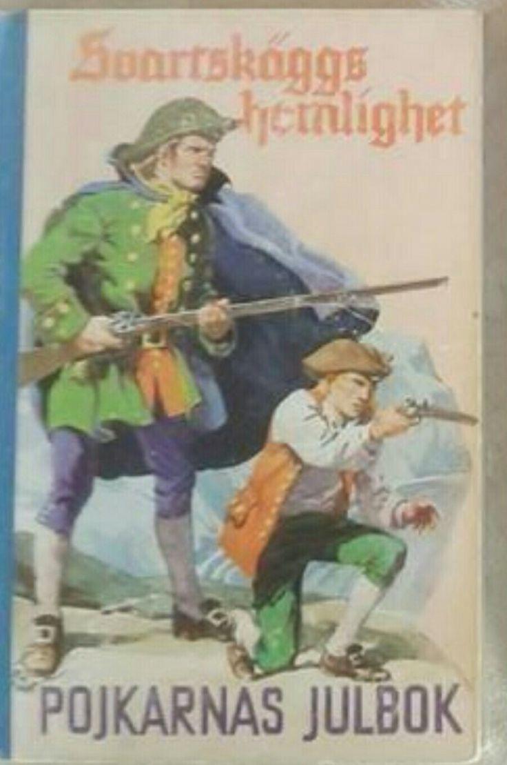Å&Å 1953. Hft. 112 sid. Illustrationer av Allan Löthman. Pojkarnas julbok. Bra skick.  Böcker fr