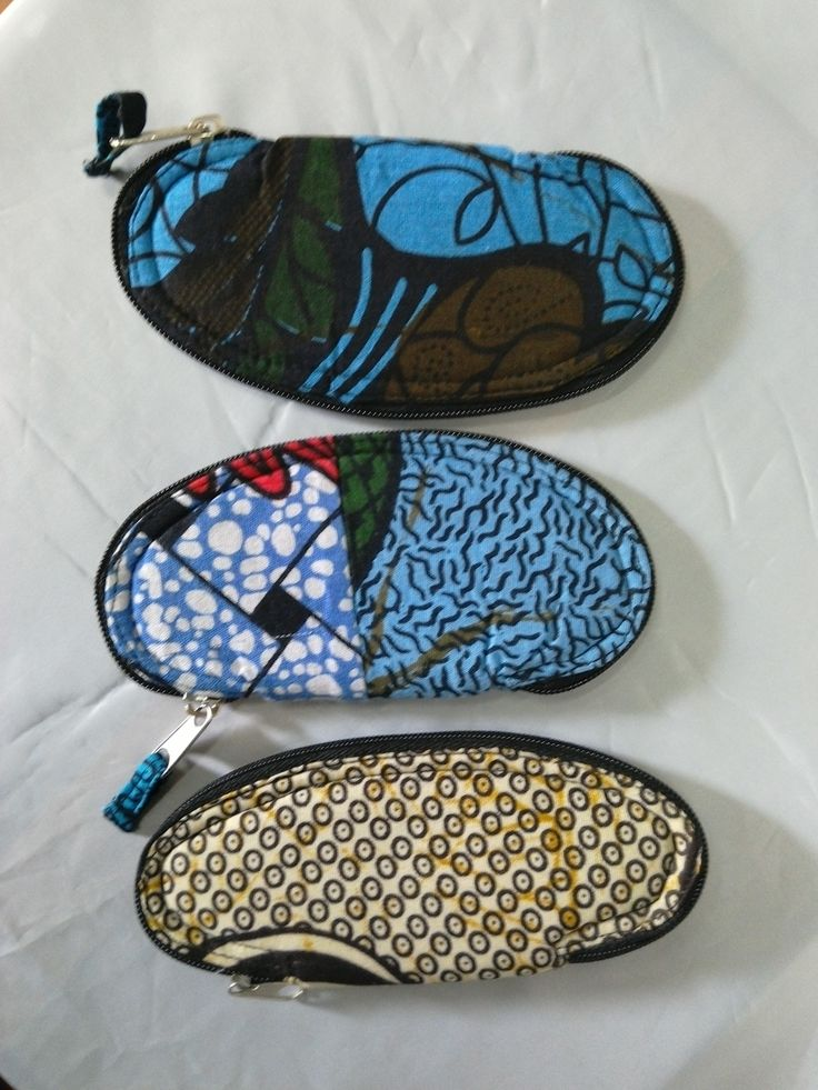 Sunglasses cases by Aromas of Zanzibar available at www.nuerasamp.com.