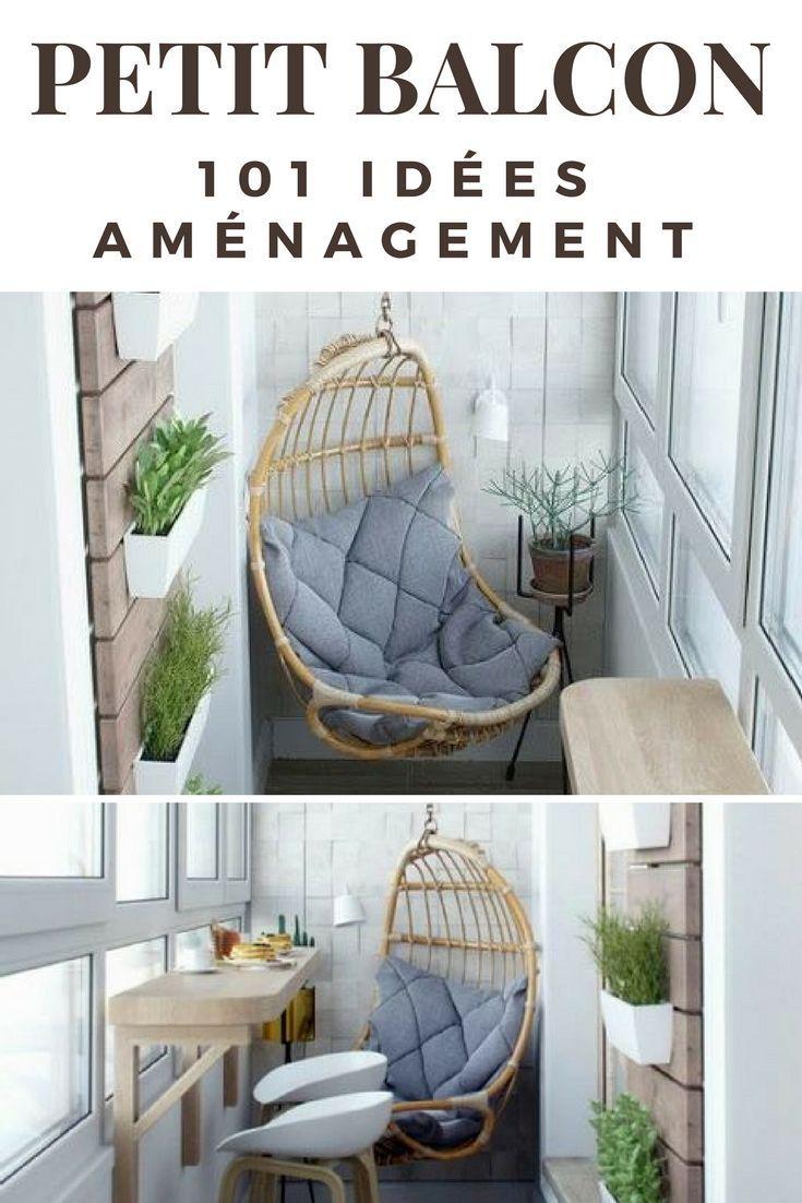 Petit Balcon 72 Idees Deco Amenagement