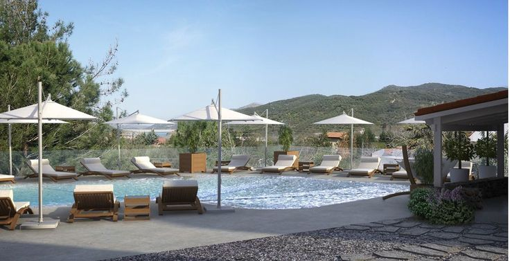 Bij het nieuwe en moderne Avdou Collection Suites op Kreta is het heerlijk ontspannen...