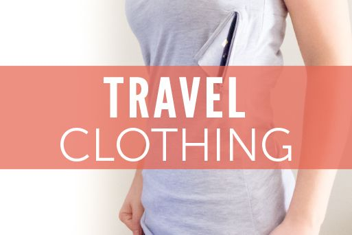 Read about travel clothing for women on Her Packing List. It's all about creating versatile and practical travel outfits that are also cute when need be.